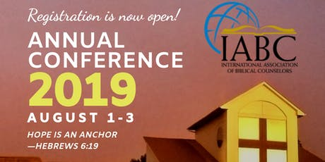 2019 IABC Annual Bible Conference (St Louis) tickets