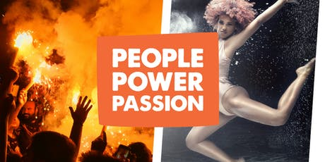 PEOPLE POWER PASSION OUTDOOR SPECTACULAR tickets