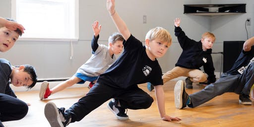 Open House: Hip Hop Dance for Kids