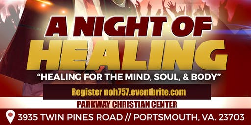 A Night of Healing & Prayer