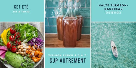 SUP autrement - Lunch tickets