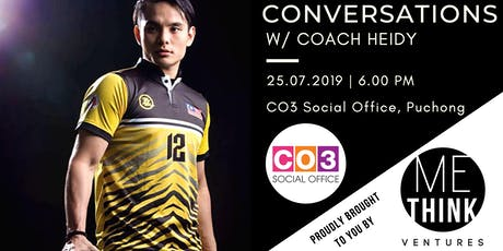 Conversations: EP3 Breakthrough w/ Coach Heidy tickets