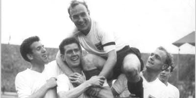 The Billy Wright Story