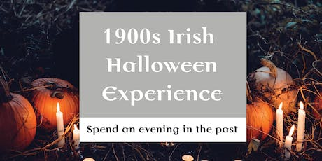Taste the Island: Traditional Irish Halloween food experience.  tickets