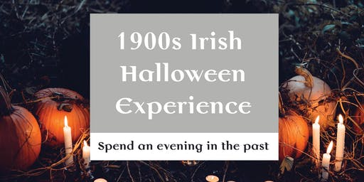 Taste the Island: Traditional Irish Halloween food experience.