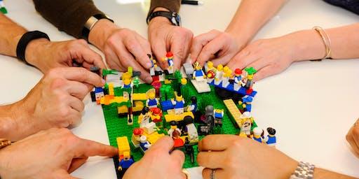 LEGO® SERIOUS PLAY® Methods: Certificação para facilitar Times & Grupos