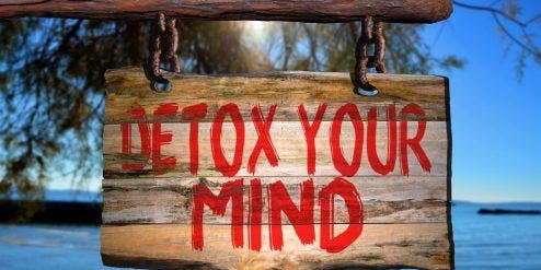 Detox Your Mind - Meditation Retreat