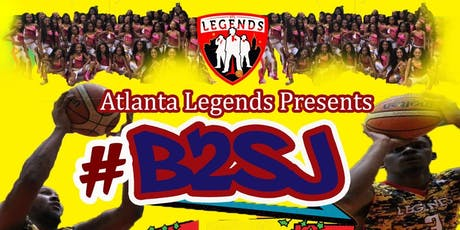 Atlanta Legends Back 2 School Jam tickets