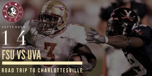[DC Noles] FSU VS. UVA: Road Trip to Charlottesville w/stop at Publix!