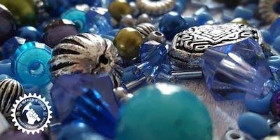 Mindful making: beadwork