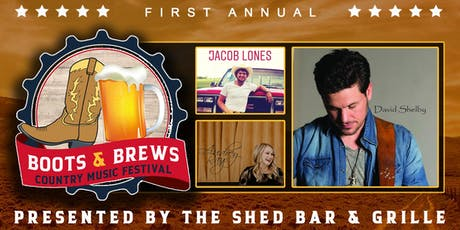 Boots & Brews Country Music Festival tickets