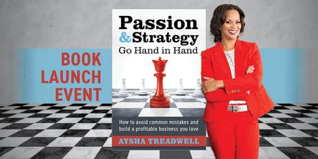 Aysha Treadwell's Book Launch Event tickets