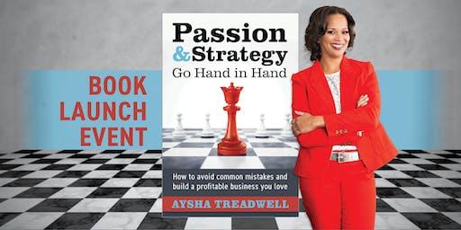 Aysha Treadwell's Book Launch Event