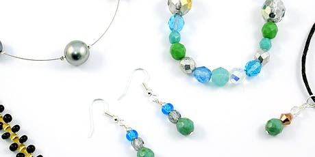 Basic Jewellery Making for Beginners Workshop tickets