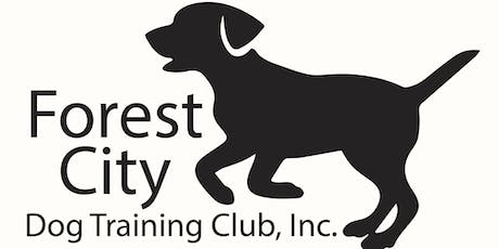 Beginning Obedience Classes (Beg 2) tickets