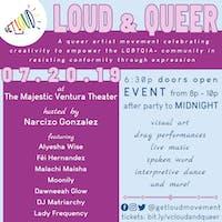 *Loud & Queer