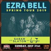 Ezra Bell w/ Sarah Slaton (of Edison) and Lauren Joy