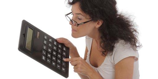 Entreprendre au féminin - Estimer son budget entreprise pour vivre de son activité
