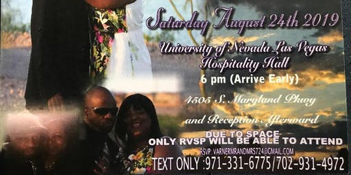 Delano (deno)and Conswaylo Wedding Rsvp