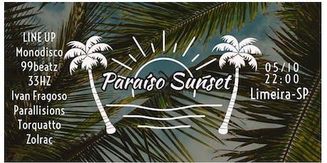 Paraíso Sunset ingressos