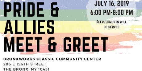 Pride & Allies Meet & Greet tickets