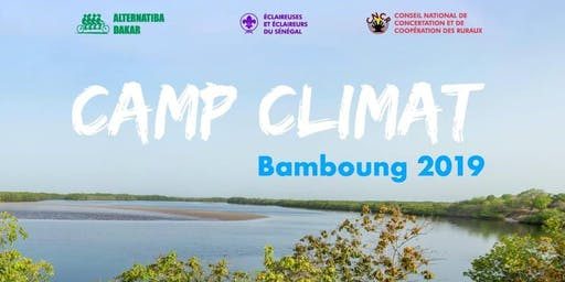 Camp Climat Senegal 2019