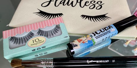 All About Eyes Makeup Class tickets