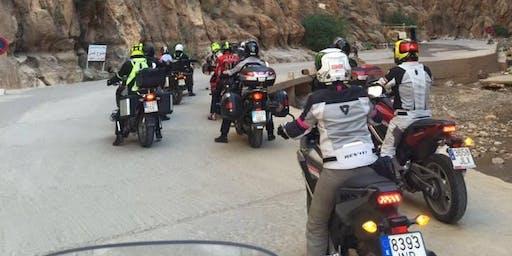Ruta en moto por Marruecos en septiembre 2019