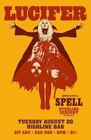 Lucifer, Spell, Sterling Serpent