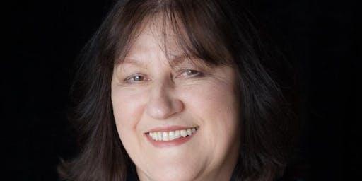 5 October - 11.30-12.30 - Hania Allen in conversation with Joyce Caplan