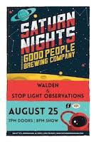 Walden, Stop Light Observations