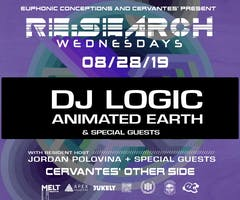 RE:Search feat. DJ Logic w/ Animated Earth, Jordan Polovina, and Special Guests