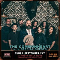 The Commonheart w/ Homefried Boogaloo