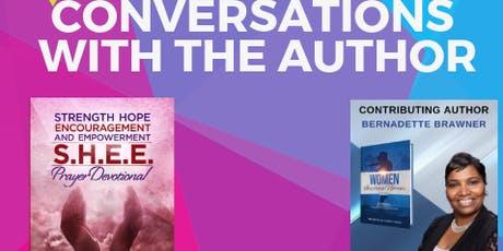 Conversation with the Author tickets
