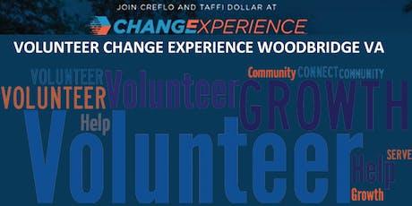 Volunteer Opportunity - Change Experience, Woodbridge, VA tickets