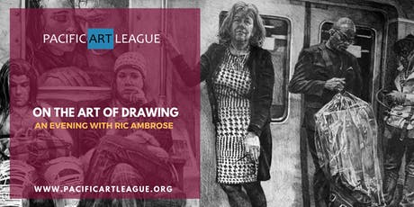 On the Art of Drawing: An Evening with Ric Ambrose tickets