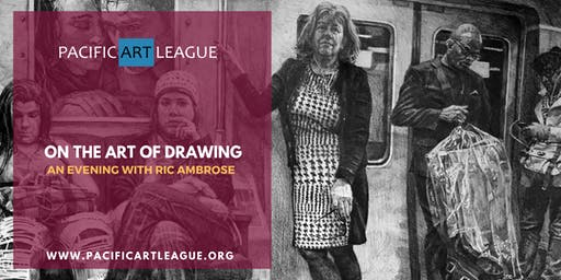 On the Art of Drawing: An Evening with Ric Ambrose
