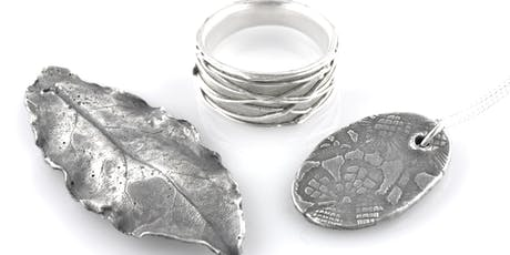 Introduction to Silver Art Clay Workshop  tickets