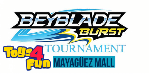 6th Beyblade Tournament Toys4Fun Mayaguez