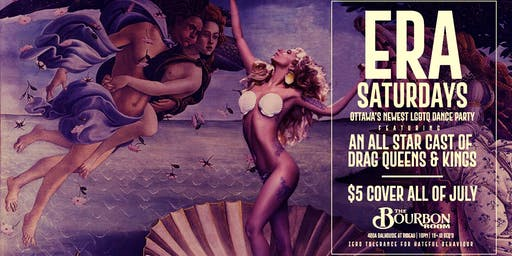 ERA | A Saturday Night Drag x LGBT Dance Party