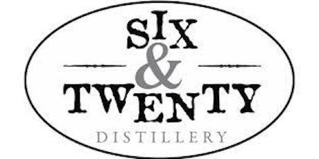 Six & Twenty Distillery Dinner tickets