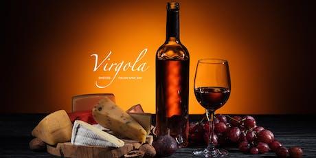 Wine Tasting & Food Pairing tickets