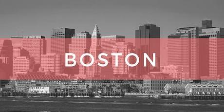 Conception Art Show - Boston tickets
