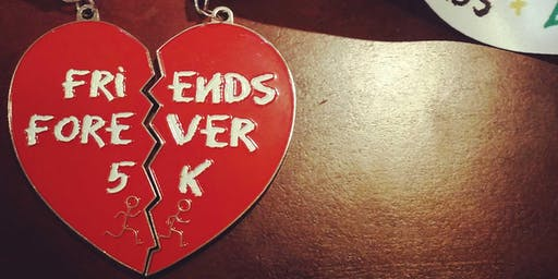 Now only $20! Friends Forever 5K - Together Forever - Cleveland
