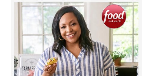 "FOOD NETWORK PRESENTS NEW SERIES ""DELICIOUS MISS BROWN""!"