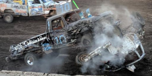 Saturday Demo Derby Sponsored by Weelborg Chevrolet