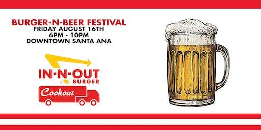 Burger n Beer Festival