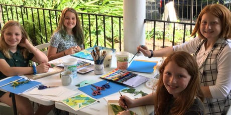 Art Class for Kids Ages 9-12 | Tuesdays in September tickets