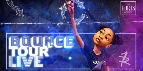BOUNCE TOUR LIVE - THAT GIRL LAY LAY & FRIENDS tickets