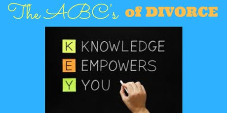 The ABCs of Divorce: Key Legal, Financial & Mortgage Issues tickets